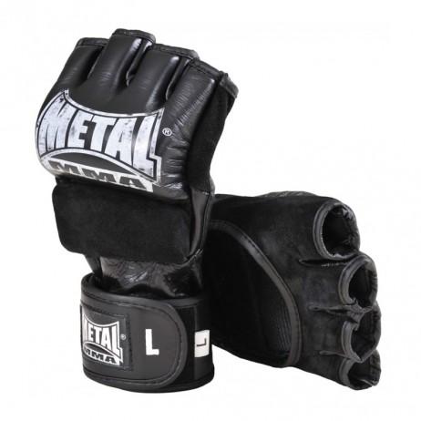 Gants MMA Combat Libre - METAL BOXE