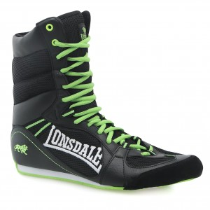 Lonsdale - Typhoon-High - Chaussures de boxe Homme