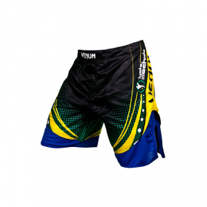 "VENUM LYOTO MACHIDA ""UFC EDITION ELECTRON 3.0"" FIGHTSHORTS - BLACK"