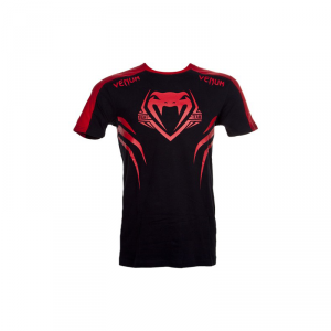 "VENUM ""SHOCKWAVE 2"" T-SHIRT - RED DEVIL"