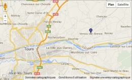Vernou sur Brenne
