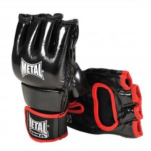 gants entraînement combat-libre pancrace METAL BOXE MB 140 N