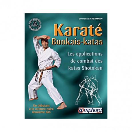 karate bunkais-katas A723