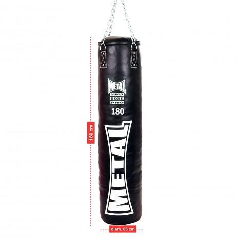 sac de frappe cuir METAL BOXE MB 304 p 180