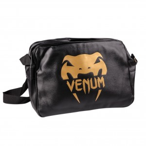 "Sac Venum ""Town"" BLACK/GOLD"