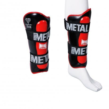 protège tibias METAL BOXE MB 211 N