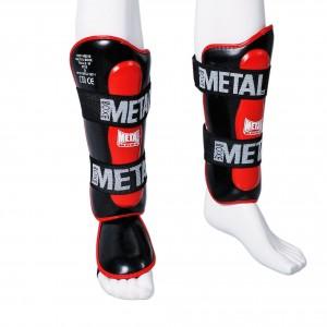 protège tibias-pieds détachachable METAL BOXE MB 210 N